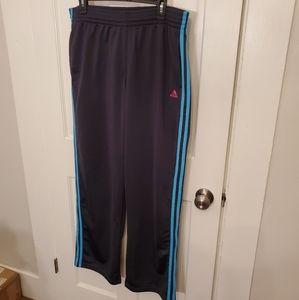 Adidas warm up pants NWOT